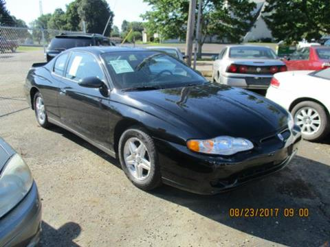 2005 Chevrolet Monte Carlo for sale in Canton, OH