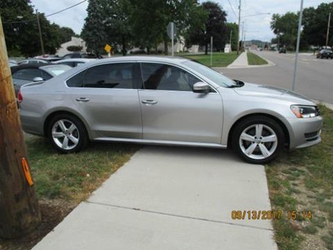 2014 Volkswagen Passat for sale in Canton, OH