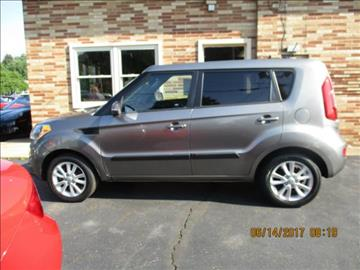 2013 Kia Soul for sale in Canton, OH