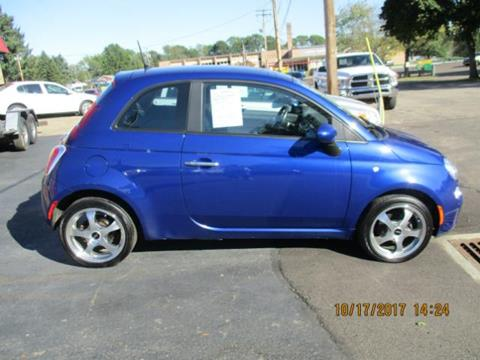 2012 FIAT 500 for sale in Canton, OH