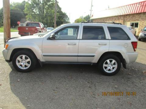2008 Jeep Grand Cherokee for sale in Canton, OH