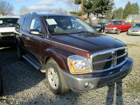 2005 Dodge Durango for sale in Canton, OH