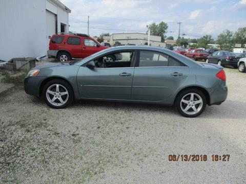 2009 Pontiac G6 for sale in Canton, OH