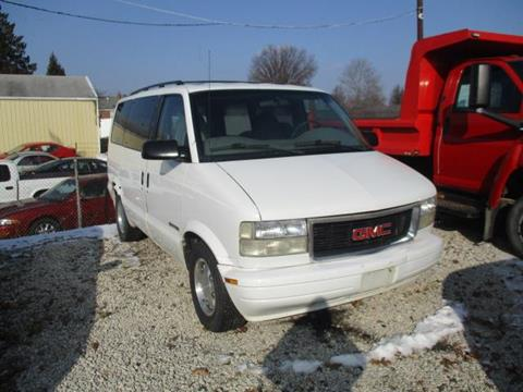 2001 GMC Safari for sale in Canton, OH