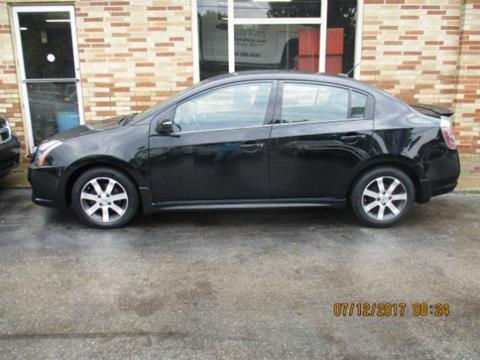 2012 Nissan Sentra for sale in Canton, OH