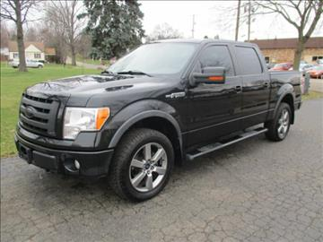 2010 Ford F-150 for sale in Canton, OH