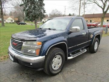 2004 GMC Canyon for sale in Canton, OH