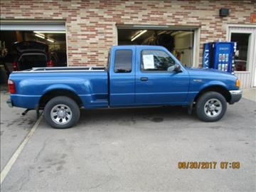 2001 Ford Ranger for sale in Canton, OH