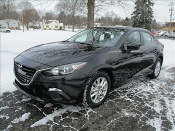 2016 Mazda MAZDA3 for sale in Canton, OH