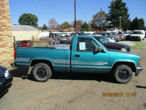 1993 Chevrolet C/K 1500 Series for sale in Canton, OH