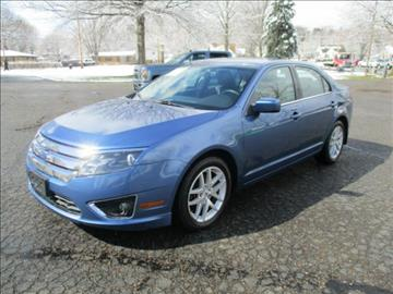 2010 Ford Fusion for sale in Canton, OH
