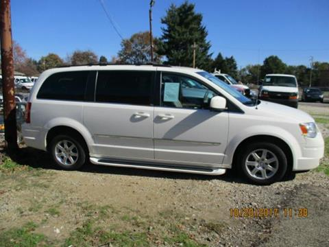 2010 Chrysler Town and Country for sale in Canton, OH