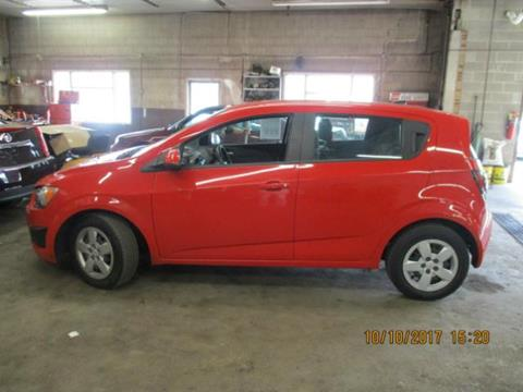2014 Chevrolet Sonic for sale in Canton, OH