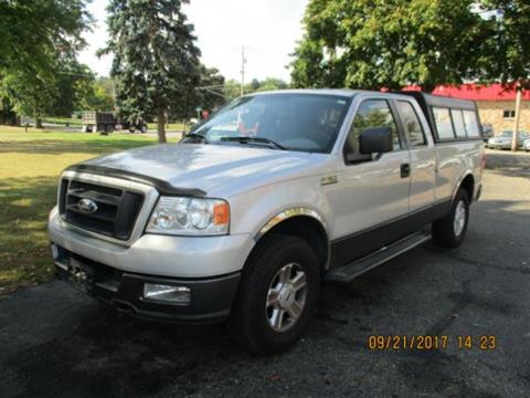 2005 Ford F-150 for sale in Canton, OH