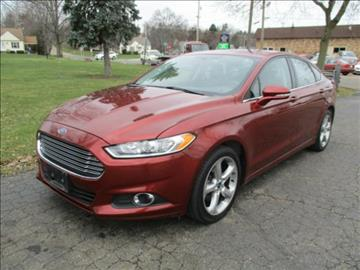 2014 Ford Fusion for sale in Canton, OH