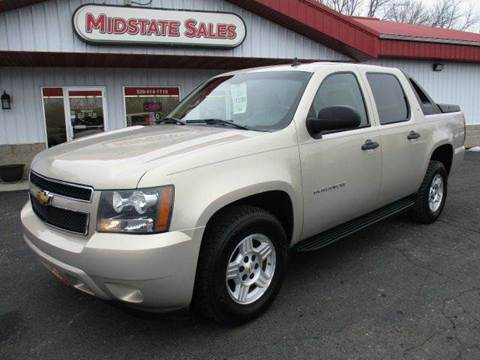Chevrolet Avalanche For Sale Minnesota