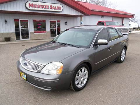 2006 Ford Five Hundred for sale in Foley, MN