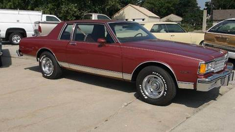 Chevrolet Caprice For Sale Carsforsale Com