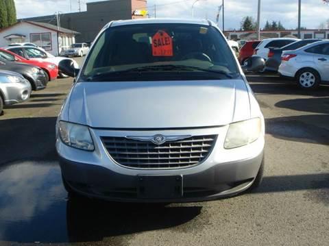 2002 Chrysler Voyager for sale in Auburn, WA