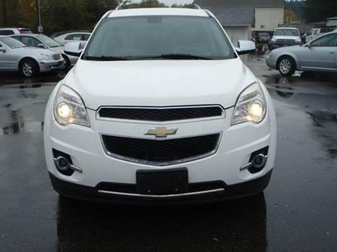 2010 Chevrolet Equinox for sale in Auburn, WA