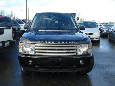2004 Land Rover Range Rover for sale in Auburn, WA