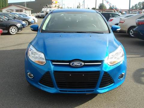 2014 Ford Focus for sale in Auburn, WA