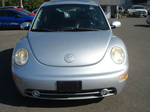 2005 Volkswagen New Beetle for sale in Auburn, WA