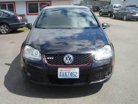 2009 Volkswagen GTI for sale in Auburn, WA