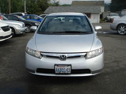 2006 Honda Civic for sale in Auburn, WA