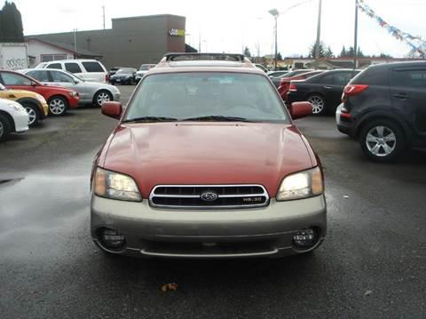 2002 Subaru Outback for sale in Auburn, WA
