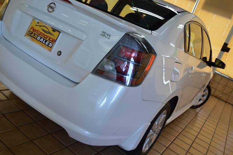 2012 Nissan Sentra 2.0 SR 4dr Sedan - River Grove IL