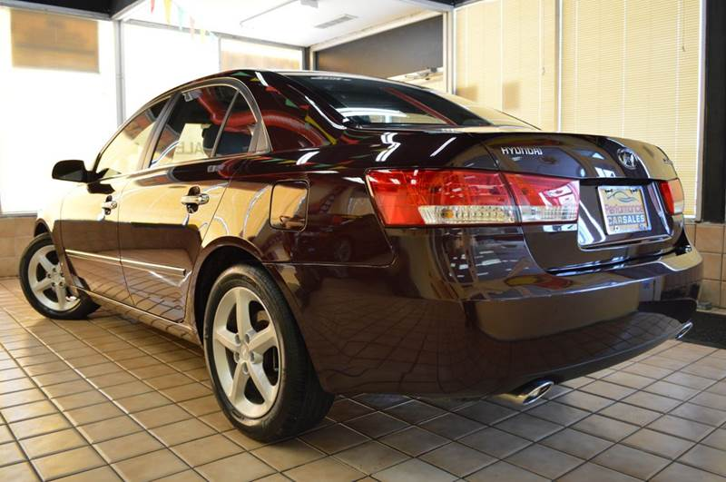 2006 Hyundai Sonata GLS V6 4dr Sedan - River Grove IL