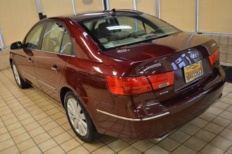 2009 Hyundai Sonata Limited V6 4dr Sedan - River Grove IL