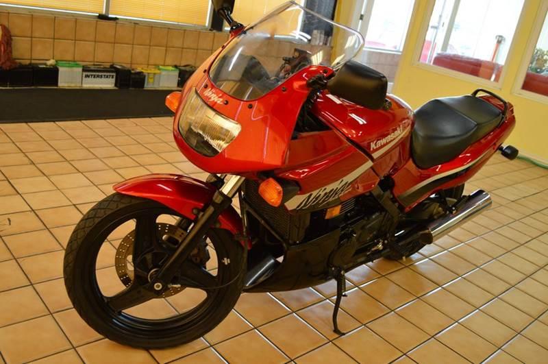 2006 Kawasaki Ninja  EX 500 R  - River Grove IL