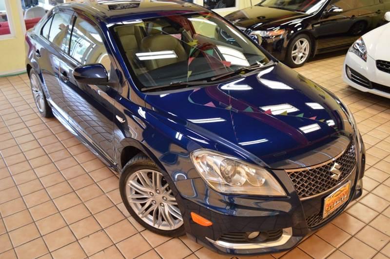 2011 Suzuki Kizashi AWD Sport SLS 4dr Sedan - River Grove IL