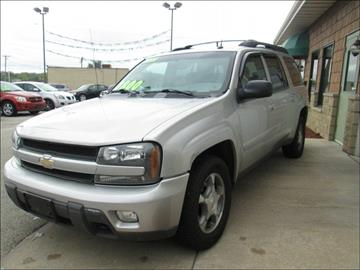 2005 Chevrolet TrailBlazer EXT for sale in Rockford, IL