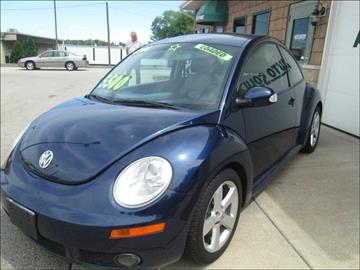2006 Volkswagen New Beetle for sale in Rockford, IL