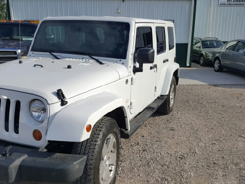 2012 Jeep Wrangler Unlimited for sale in Cookeville, TN