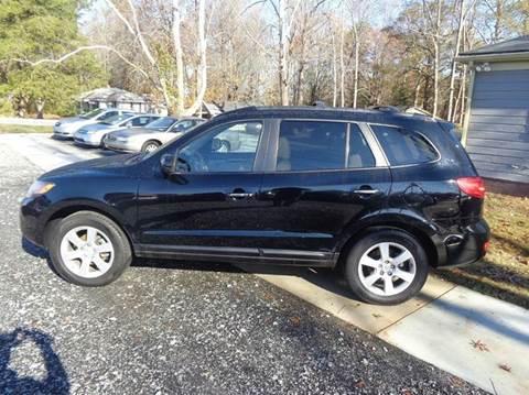 2007 Hyundai Santa Fe for sale in Loganville, GA