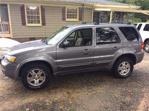 2007 Ford Escape for sale in Loganville, GA