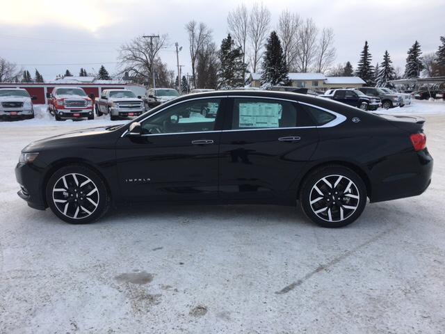 2017 chevrolet impala premier 4dr sedan in rolla nd theel motors. Black Bedroom Furniture Sets. Home Design Ideas