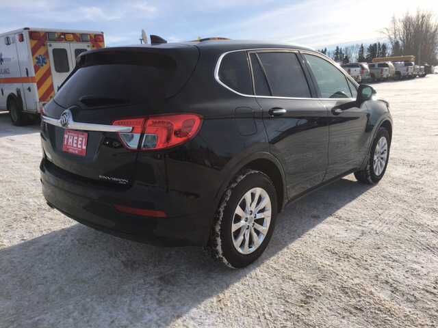 2017 buick envision awd essence 4dr crossover in rolla nd theel motors. Black Bedroom Furniture Sets. Home Design Ideas