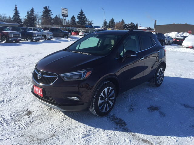 2017 buick encore essence awd 4dr crossover in rolla nd theel motors. Black Bedroom Furniture Sets. Home Design Ideas