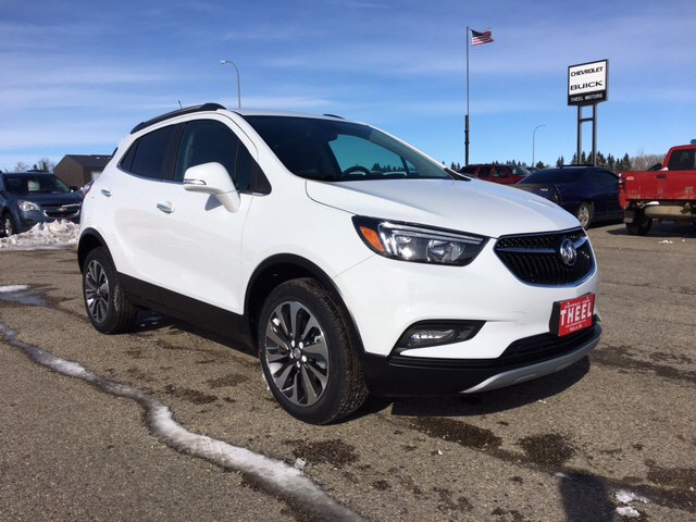 2017 buick encore preferred ii awd 4dr crossover in rolla nd theel motors. Black Bedroom Furniture Sets. Home Design Ideas
