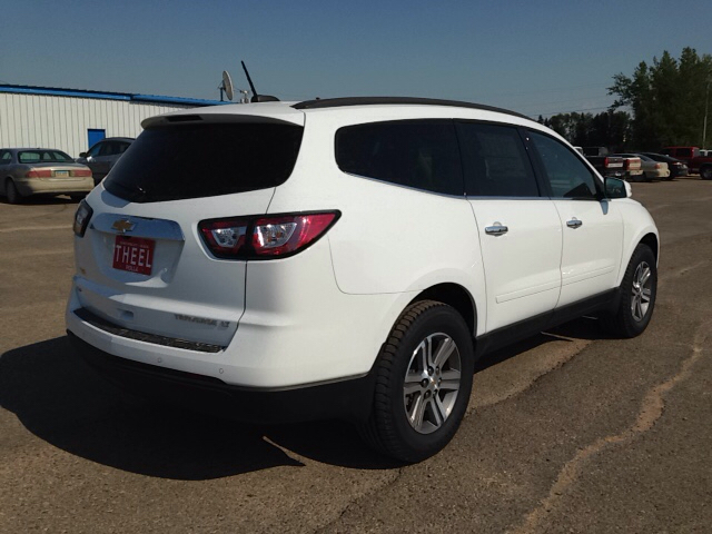 2016 Chevrolet Traverse Lt Awd 4dr Suv W 2lt In Rolla Nd