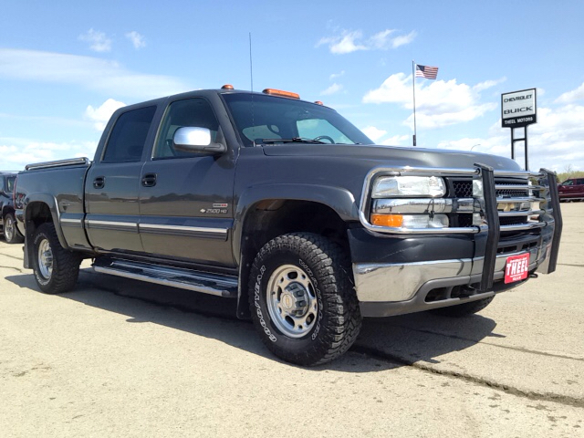 2002 chevrolet silverado 2500hd ls 4dr crew cab 4wd sb in rolla belcourt dunseith theel motors. Black Bedroom Furniture Sets. Home Design Ideas