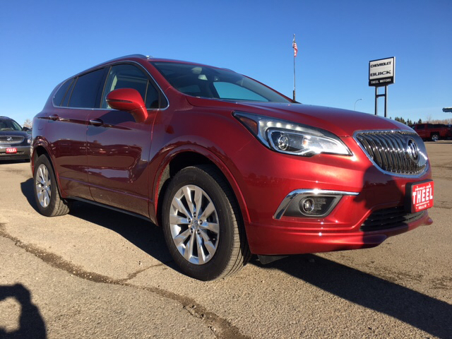 2017 buick envision essence awd 4dr crossover in rolla nd theel motors. Black Bedroom Furniture Sets. Home Design Ideas
