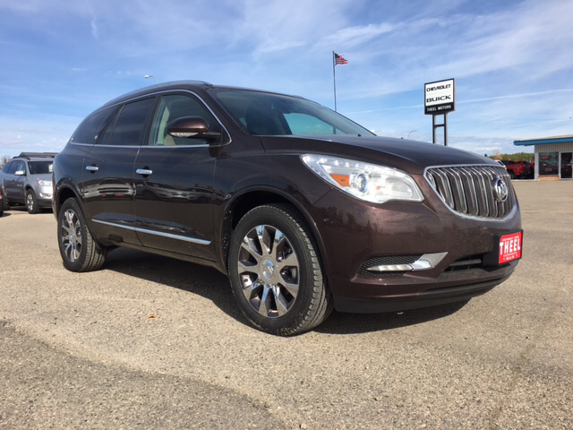 2017 buick enclave awd premium 4dr suv in rolla nd theel motors. Black Bedroom Furniture Sets. Home Design Ideas