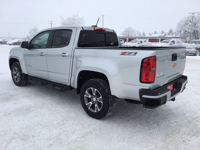 2016 Chevrolet Colorado Z71 4x4 4dr Crew Cab 5 ft. SB In Rolla ND ...