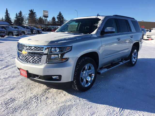 2017 Chevrolet Tahoe LT 4x4 4dr SUV In Rolla ND - Theel Motors